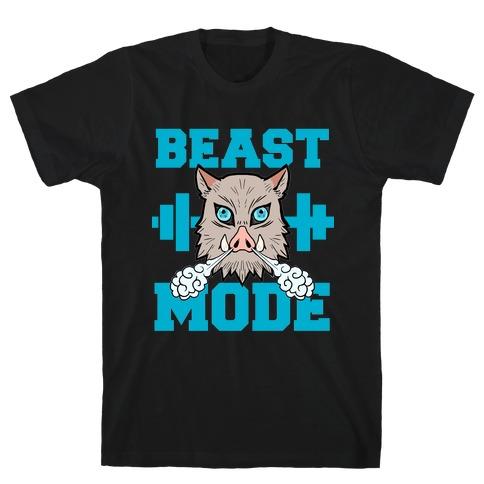 Beast Mode Inosuke T-Shirt