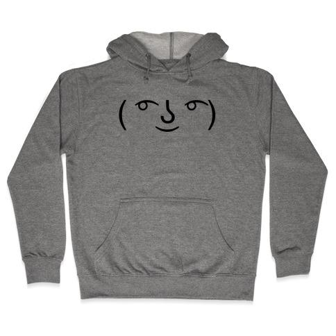 Lenny Face Hooded Sweatshirt
