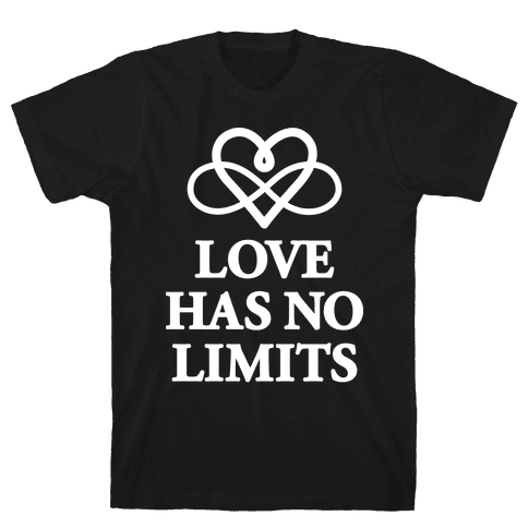 Love Has No Limits  Mens T-Shirt