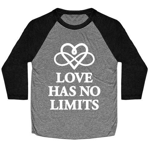 Love Has No Limits Baseball Tee