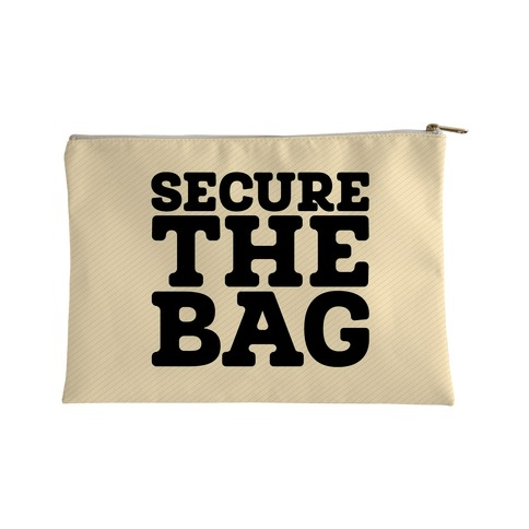Secure The Bag Accessory Bag