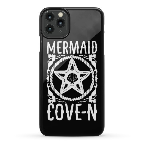 Mermaid Cove-n Phone Case