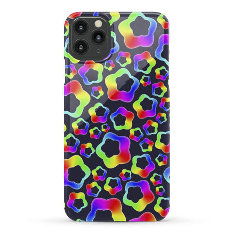 Squishy Rainbow Stars Phone Case
