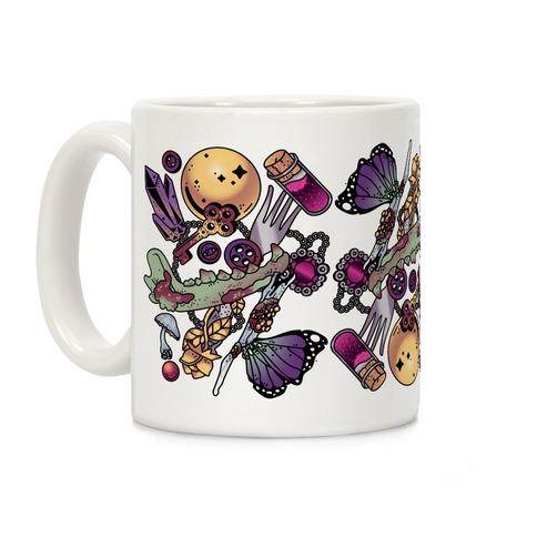 Forgotten Treasures Coffee Mug