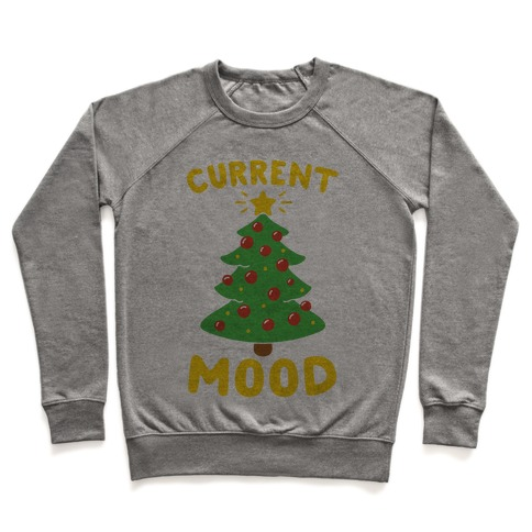 Current Mood Christmas  Pullover