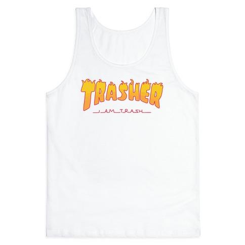 Trasher Tank Top