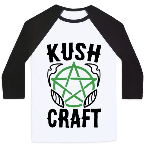 Kushcraft Baseball Tee