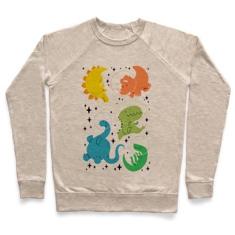 Space Dinos Pullover