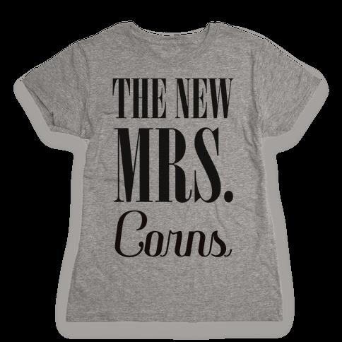 The Future Mrs Corns Womens T-Shirt