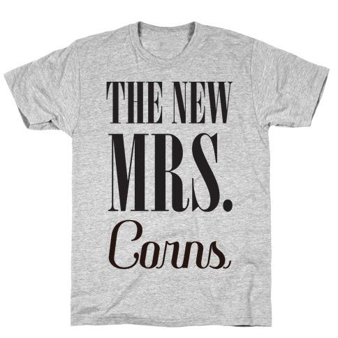 The Future Mrs Corns T-Shirt