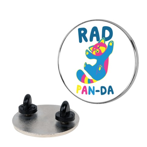Rad Pan-da Pin