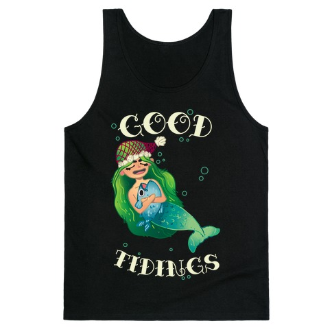 Good Tidings Tank Top