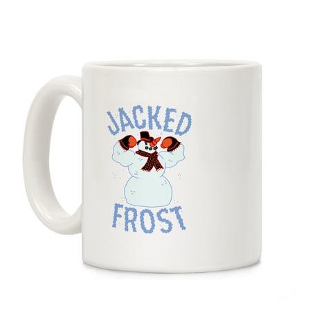 JACKED Frost Coffee Mug