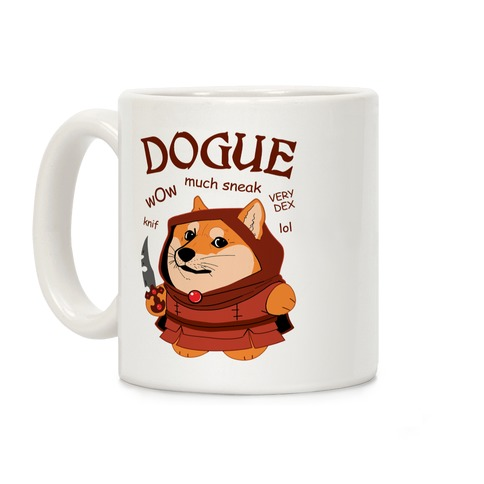 Dogue Coffee Mug
