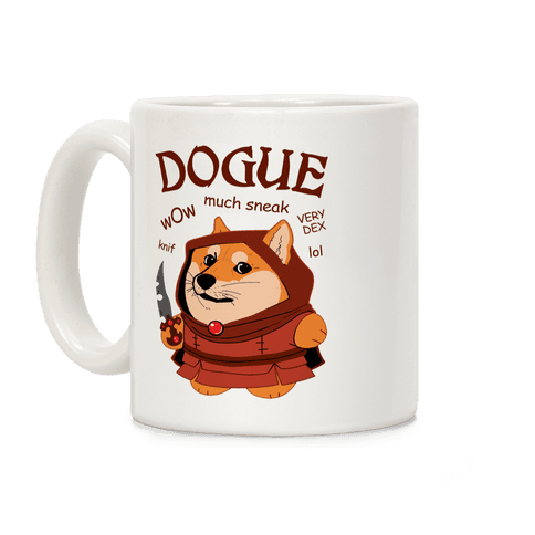 Dogue Coffee Mug