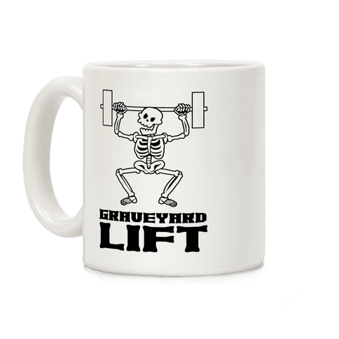 Graveyard Lift Coffee Mug