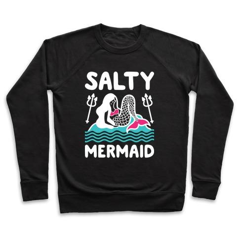 Salty Mermaid Pullover