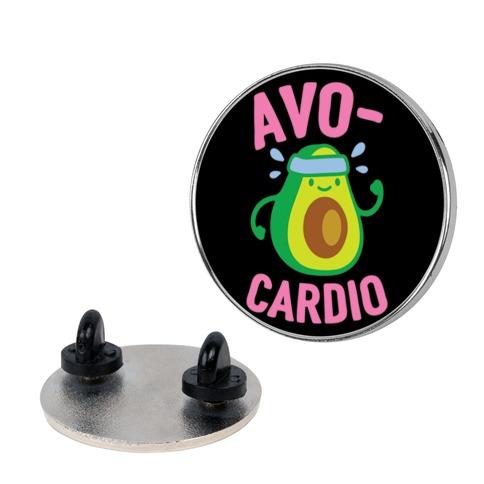 Avocardio Avocado Pin