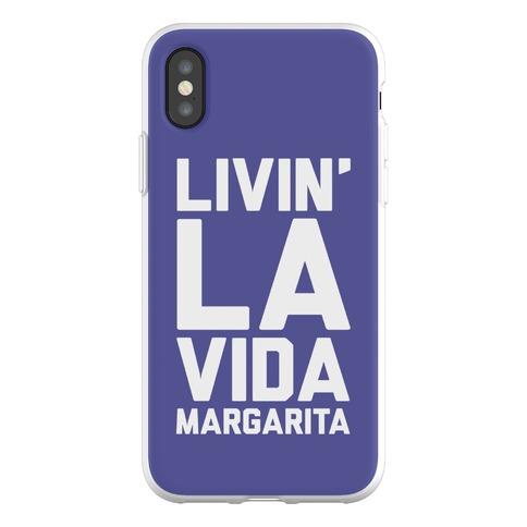 Livin' La Vida Margarita Phone Flexi-Case