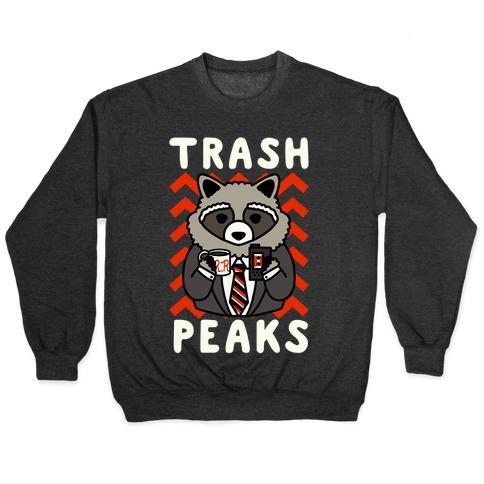 Trash Peaks Pullover