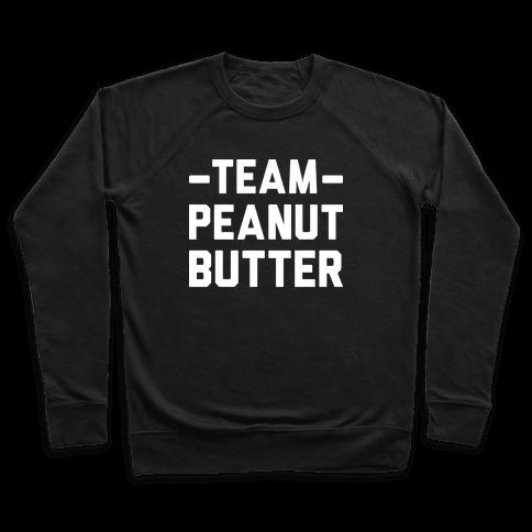 Team Peanut Butter Pullover