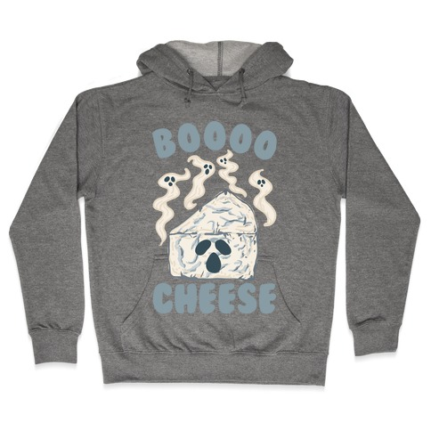 Boooo Cheese Hooded Sweatshirt