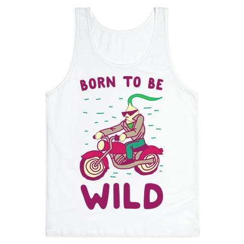 Born to be Wild Onion Tank Top
