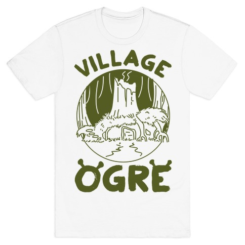 Village Ogre T-Shirt