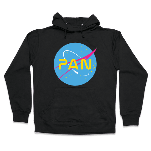 Pan Nasa Hooded Sweatshirt
