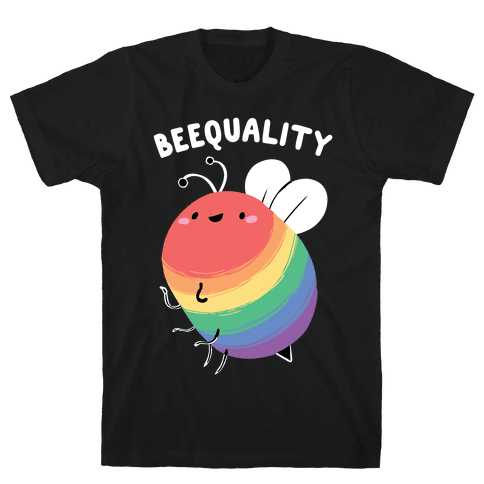 Beequality Mens/Unisex T-Shirt