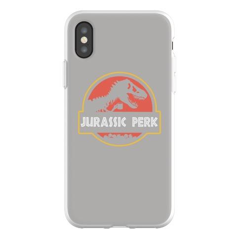 Jurassic Perk Phone Flexi-Case