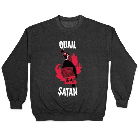 Quail Satan Pullover