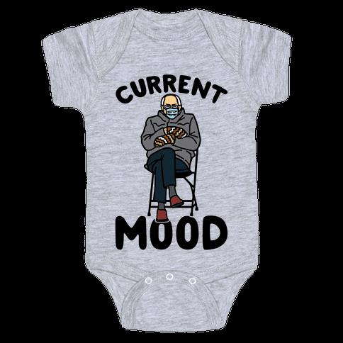 Current Mood Sassy Bernie Sanders Baby One-Piece