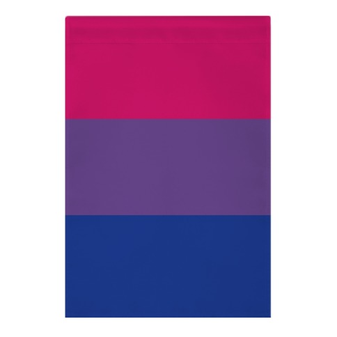Bi Pride Flag Garden Flag