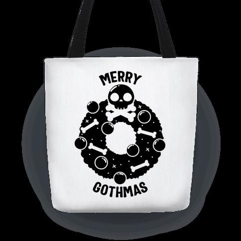 Merry Gothmas Tote
