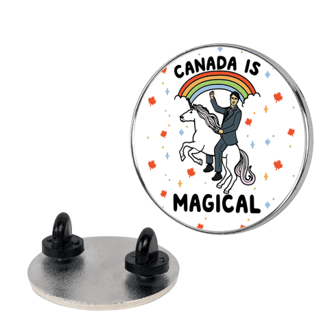 Canada Is Magical  pin