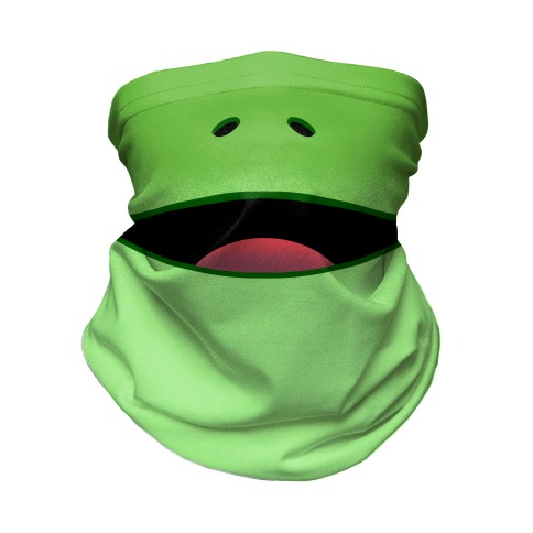 Frog Face Neck Gaiter