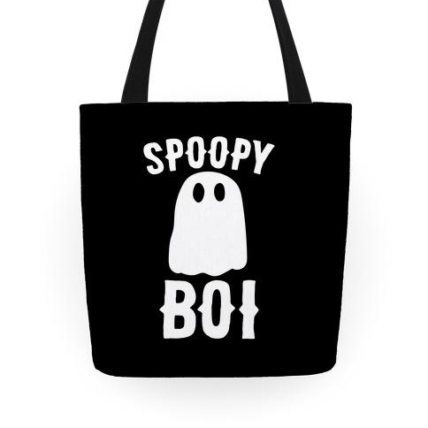Spoopy Boi Tote