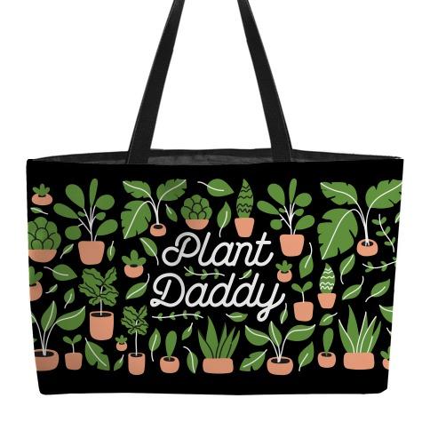 Plant Daddy Weekender Tote