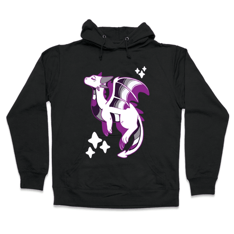 Ace Pride Dragon Hooded Sweatshirt