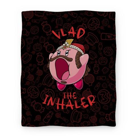 Vlad The Inhaler Blanket