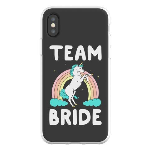 Magical Team Bride Phone Flexi-Case
