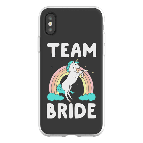 Magical Team Bride Phone Flexi-Case