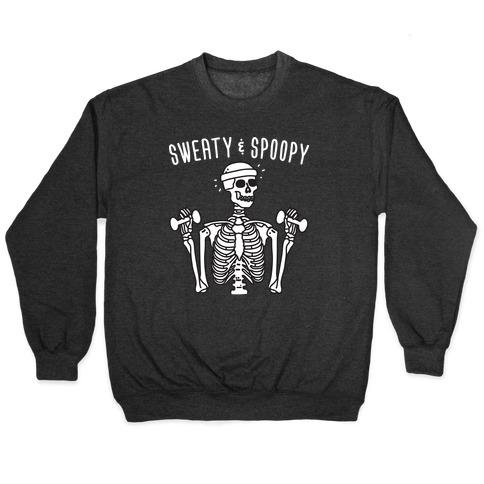 Sweaty & Spoopy Pullover