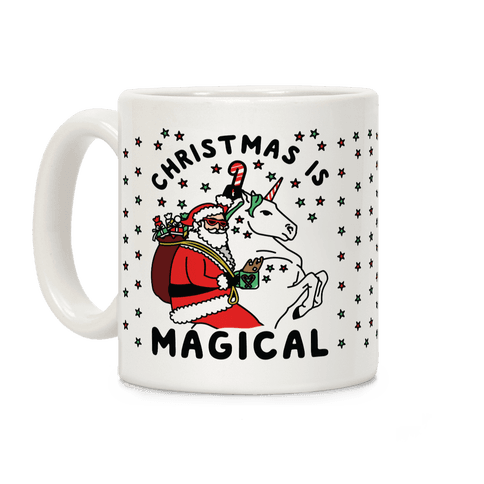 Christmas is Magical Coffee Mug