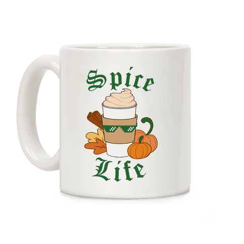 Spice Life Coffee Mug