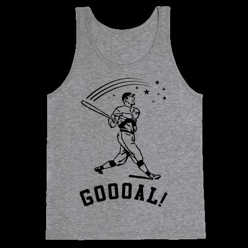 Goal Tank Top