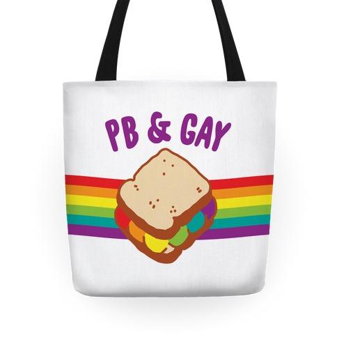 PB & GAY Tote