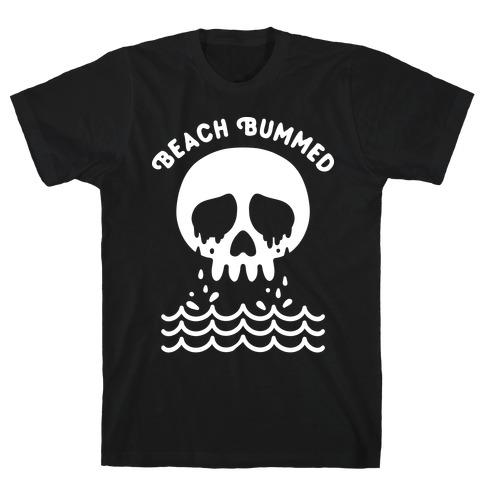 Beach Bummed Skull T-Shirt