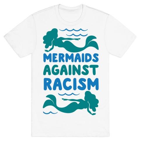 Mermaids Against Racism T-Shirt